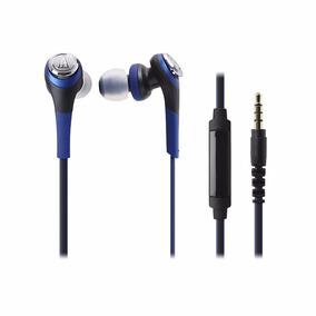 Audifonos Audiotechnica Solid Bass Cks550 Blue