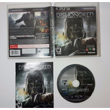 Dishonored -juego -ps3