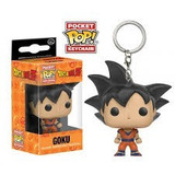 Pocket Funko Pop Goku Dragon Ball Z - Llavero