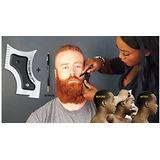 Cortar La Línea Múltiple De La Barba De La Curva De Buddy Q