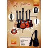Guitarra Electroacústica Nueva En Caja+ Accesorios + Envio