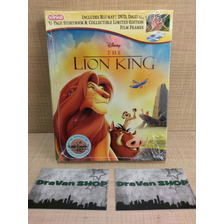 El Rey Leon The Lion King Blu Ray Digibook Disney Stock