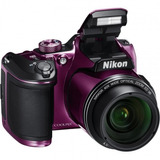 Nikon Coolpix B500 Plum (ciruela)