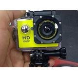 Camara Hd+memoria Sd 32gb+soporte Microsd Tipo Pendriv