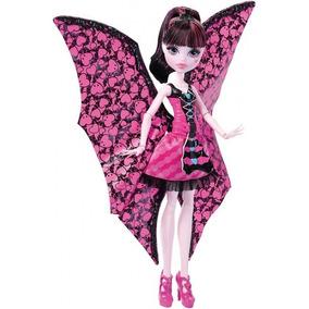 Boneca Monster High Draculaura Transformação - Mattel