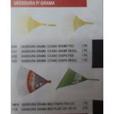 Vassoura Grama C/cabo Chapa Regul Cod 6253 1 Pç