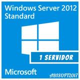 Windows Server 2012 R2 Standard/datacenter Mas 5 Cal Rds