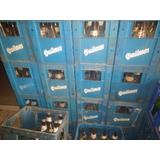 Cerveza Quilmes. Cajones Botellas 3/4 Vacios