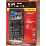 Calculadora Grafica Texas Ti-nspire Cx Cas, Nuevo Sellado