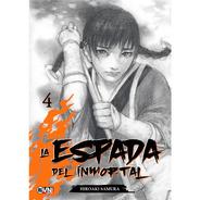 Manga - La Espada Del Inmortal 04 - Xion Store