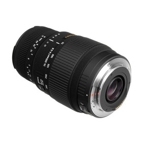 Lente Sigma 70-300mm F4-5.6 Dg Macro Para Canon