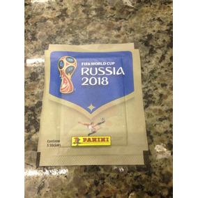 Figurinhas Copa Russia 2018 Panini Lote Com 50 Envelopes