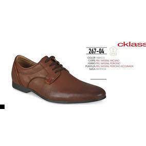 Zapatos Cklass Primavera Verano 2017 Nuevos Color Tabaco