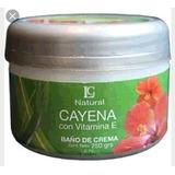 Baño De Crema De Cayena Lior