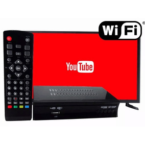 Conversor De Sinal Analógico Para Digital 3d Youtube Wifi