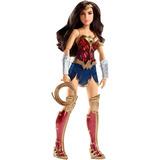 Muñeca Mujer Maravilla Wonder Woman 2017 Original Mattel