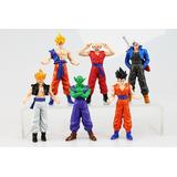 Dragon Ball Z Super Saiyan Vegeta Goku Gogeta Gotenks 9 Cm