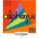 Encordoamento Para Violino - Thomastik Alphayue 4/4