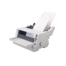 Impresora Epson Lq 680 Pro 10 24 Agujas 413 Cps P +c+