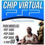 Chip Virtual Psp 1000 2000 3000 + 5 Sorpresas Tienda Fisica!