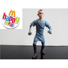 Raro Boneco A Lenda De Aang Mc Donalds Lanche Avatar - Sokka