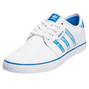 reputable site 90100 05c38 Tenis Hombre adidas Originals Seeley Skate 5 Vellstore