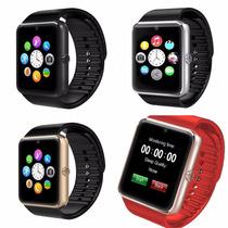 Reloj Celular Smartwatch Gt08 Ranura Sim, Sd, Varios Colores