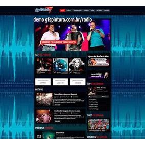 Site Web Rádio 2017 Portal Em Php C/ Código Fonte + Brinde
