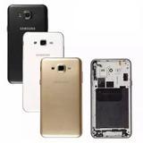 Carcaça Aro Tampa Traseira Samsung Galaxy J7 Sm-j700m/ds