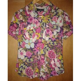 Camisa Floreada Kevingston