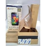 Caja Original Samsung Galaxy S5,+ Telcel Camisa De Caja