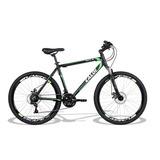 Bicicleta Bike Caloi Htx Disc, Aro 26, 21 Marchas Preta V.