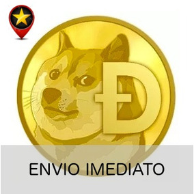 Pacote 1000 Dogecoin - R$8,97 - Envio Imediato - Promoção