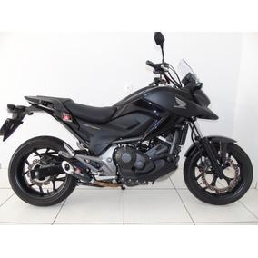 Ponteira Escape Esportivo Disarsz Para Honda Nc700x E Nc750x