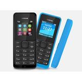 Celular Nokia 105 Linterna Radio Libre-nuevos Factura