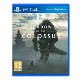 Shadow Of The Colossus Ps4 - Físico