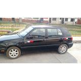 Vendo Mi Auto Volkswagen Golf City 97