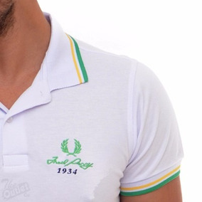 Camisa Polo Social Fred Perry Original Fred Perry Armani Sk