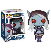 Funko Pop Sylvanas Wolrd Of Warcraft N°30