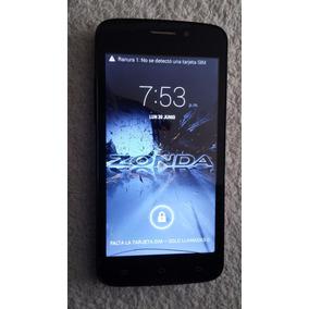 Telefono Zonda Max Za955 5´´ Pulgs. Touch Dañado Reparable