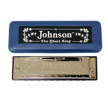 Harmonica Johnson Blues King