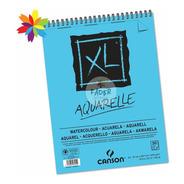 Block Canson Xl Aquarelle Tamaño A4 300 Gramos 30 Hojas