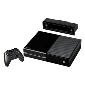 Xbox One (2 Controles E 24 Jog. E Hd Ext. De 500gb E Kinect)