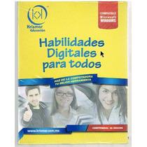 Habilidades Digitales Para Computacion Incluye 10 Cds