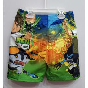 Short De Baño Niños Disney