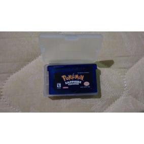 Pokémon Sapphire Gba - Salvando 100% Jogo