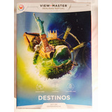 Kit Realidad Virtual! Viewmaster! Destinos! 36gt