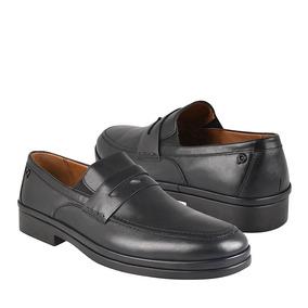 Zapatos De Vestir Quirelli 88203 Piel Negro