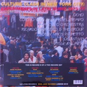 Lp Nu Yorica! Culture Clash In New York City Nuevo Versionuk