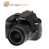 Nikon D3400 Profesional 24.2mp Lente 18-55mm